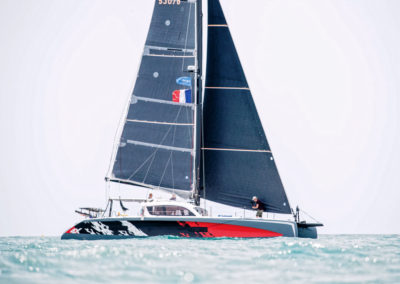 Outremer 4X Catamaran ASAP Sailing