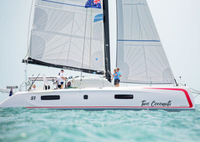 Outremer 51 Catamaran Two Coconuts