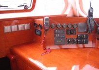 2006 Sunreef 62 Catamaran nav station