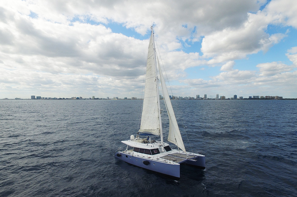 Sunreef Catamaran for sale