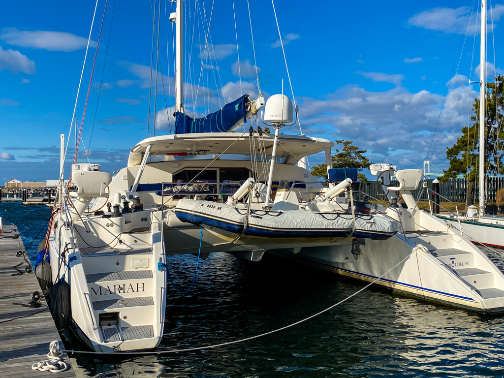 Catana 582 Catamaran for sale