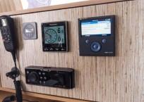 Lagoon 450F Catamaran electronics