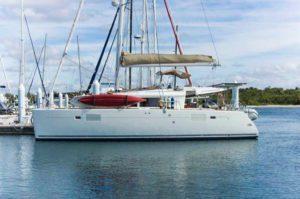 2012 Lagoon 450F Catamaran BOZZA NOVA