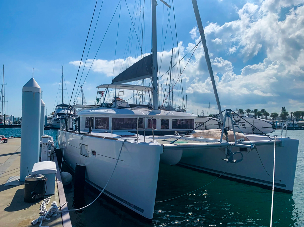 2012 Lagoon 450F Catamaran for sale