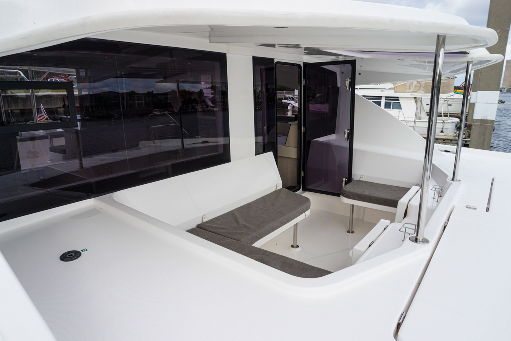 Leopard 48 Catamaran ALLIE sold