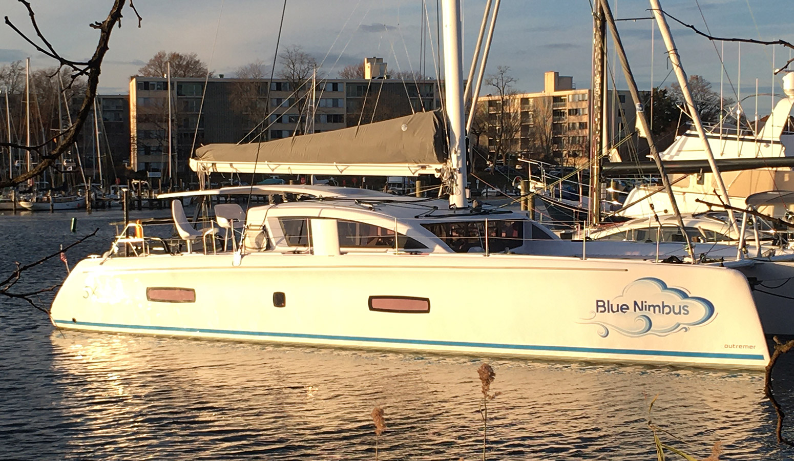 Outremer 5X Catamaran for sale