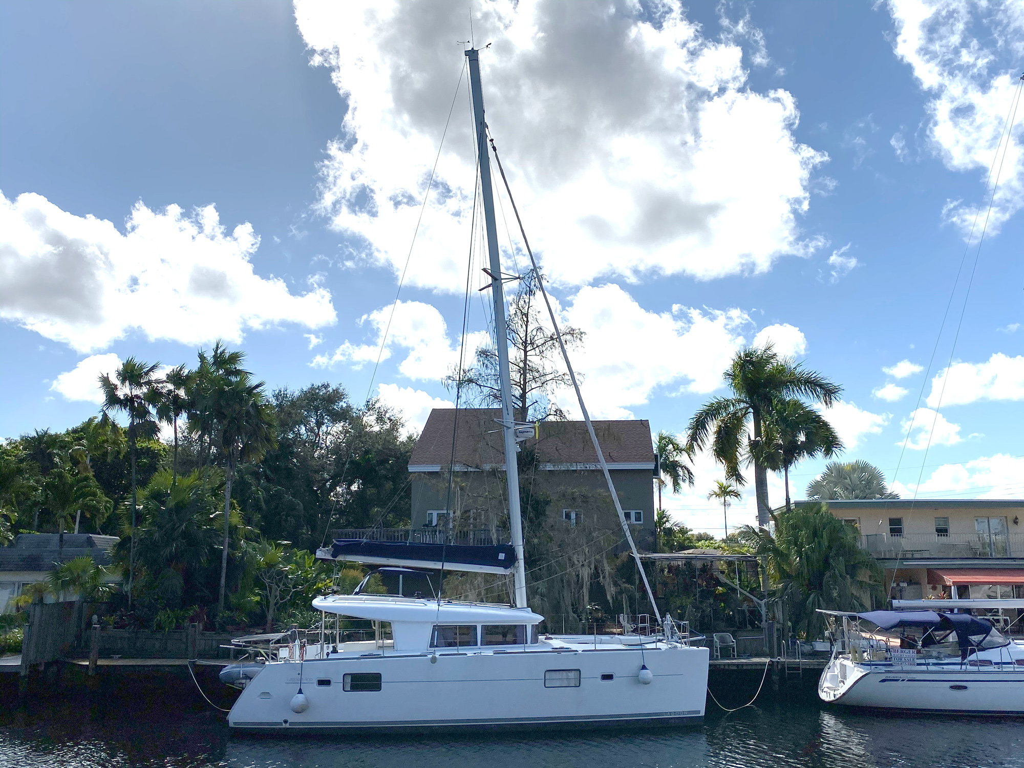 Lagoon 400 catamaran for sale