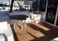 Outremer 5X Catamaran BLUE NIMBUS