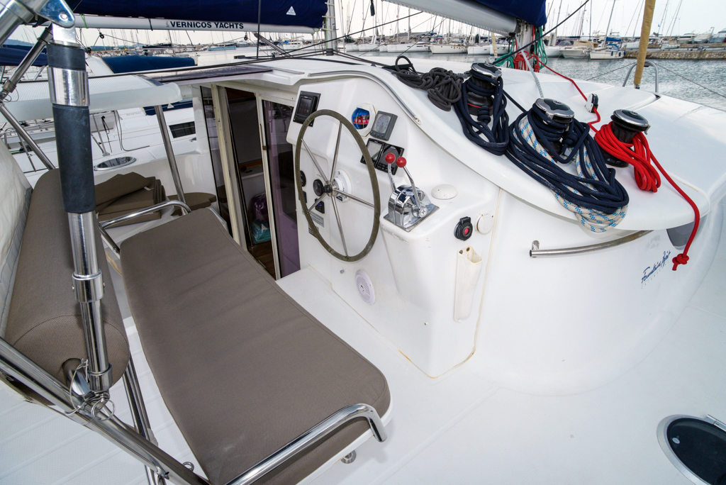 Fountaine Pajot sold - Catamaran specialist