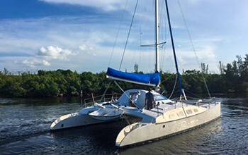 Outremer Catamaran sold