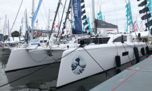 Performance Cruising Catamaran Outremer 5X - WABI SABI
