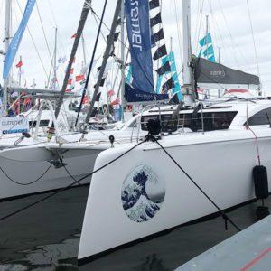 Performance Cruising Catamaran Outremer 5X - WABI SABI