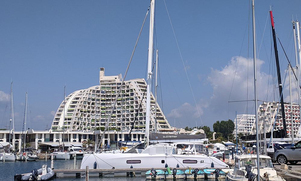 Outremer Catamaran 51