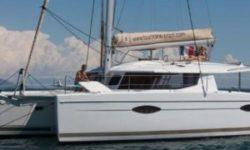 2016 Fountaine Pajot Helia 44 Catamaran Sold by Just Catamarans