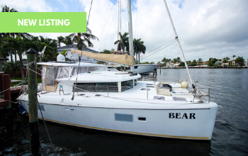 Lagoon 420 Catamaran BEAR for sale