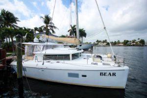 2008 Lagoon 420 Catamaran BEAR
