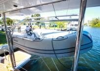 2019 Leopard 43 Power Catamaran tender