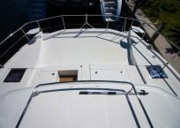 2019 Leopard 43 Power Catamaran bow