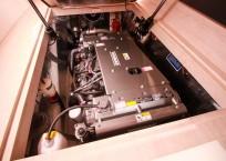 2019 Leopard 43 Power Catamaran engine