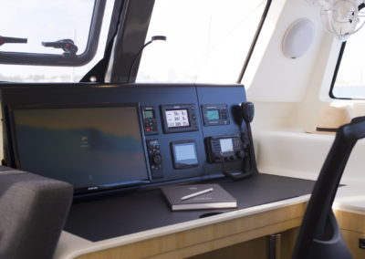 Outremer 51 Performance Cruising Catamaran - nav station