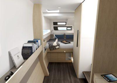 Outremer-55-performance-catamaran-master-cabin