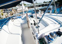 Lagoon 440 Catamaran flybridge - SUNDANCE