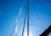 Lagoon 440 Catamaran mast- SUNDANCE