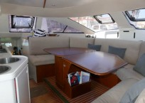Catana 48 Catamaran SWIFT salon