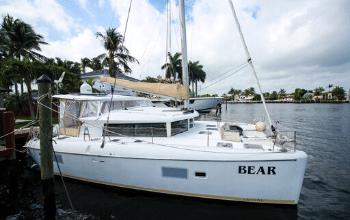 Lagoon 420 Catamaran sold