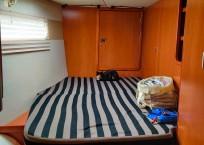 Leopard 46 Catamaran cabin