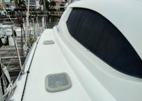 Leopard 46 Catamaran starboard