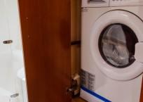 Leopard 46 Catamaran washer and dryer