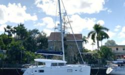 Lagoon 400 Catamaran sold