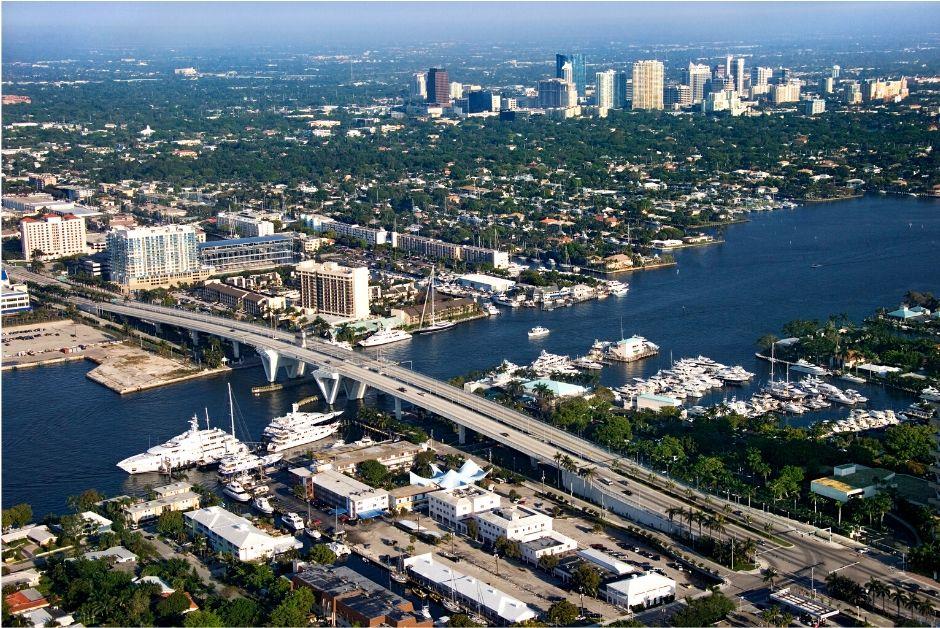 Catamarans in Fort Lauderdale