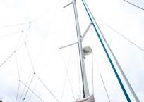 Voyage Norseman 43 Catamaran mast