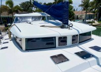 Lagoon 420 Catamaran forward to aft
