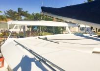 Lagoon 420 Catamaran CREME BRULEE - hardtop