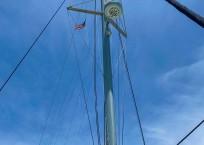 Lagoon 420 Catamaran mast