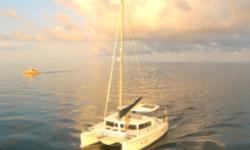 Lagoon 420 Catamaran - CREME BRULEE