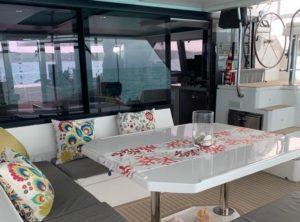 Leopard 45 Catamaran sold