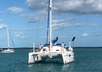 2000 Catana 431 Catamaran QUANDARY forward