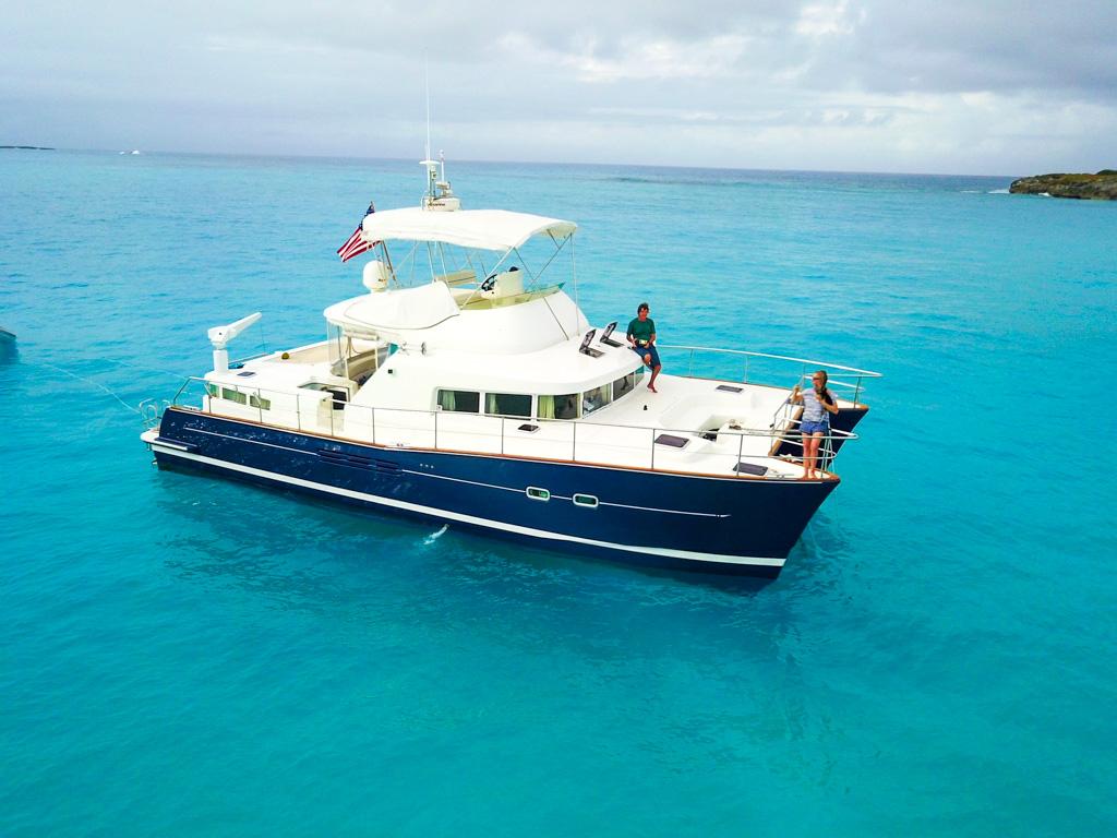 Lagoon 43 Power Catamaran