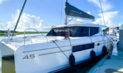 2017 Leopard 45 Catamaran for sale