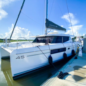 2017 Leopard 45 Catamaran for sale