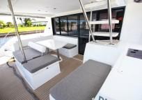 2020 Leopard 43 Power Catamaran LADY MARGARET aft