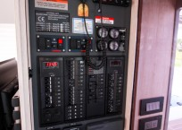 2020 Leopard 43 Power Catamaran LADY MARGARET panel