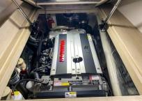 2020 Leopard 43 Power Catamaran LADY MARGARET engine