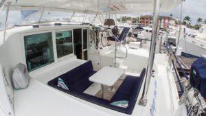 2008 Lagoon 420 Catamaran for sale WAHOO-aft