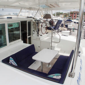 2008 Lagoon 420 Catamaran for sale WAHOO-aft
