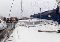 2008 Lagoon 420 Catamaran for sale WAHOO aft
